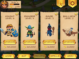Screenshot of Royal Revolt!