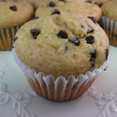 Kelly's Cinnamon & Chocolate Chip Muffins
