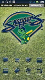 Official Beloit Snappers - screenshot