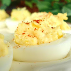 Picky Eaters Deviled Eggs