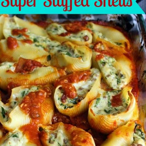 Sun Dried Tomato Stuffed Shells Recipes | Yummly