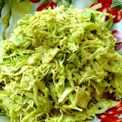 Tennessee-Style Mustard Coleslaw