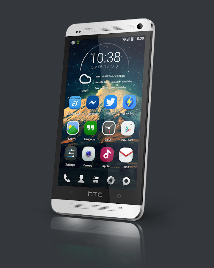 MOND ICON PACK Screenshot 3