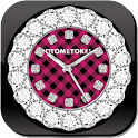 OTOMETOKEI-CHECK WORLD CLOCK icon