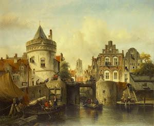 RIJKS: Samuel Verveer: painting 1839