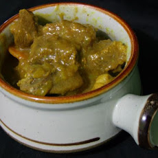 Curry of Beef Zanzibar