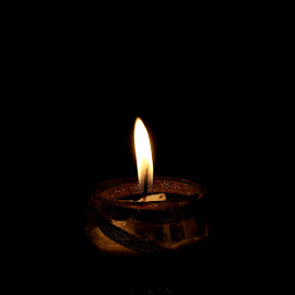 candle light by Indra Wardana - Artistic Objects Other Objects