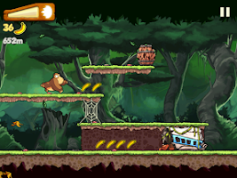 Screenshot of Banana Kong