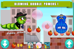 Screenshot of Larva Run New York