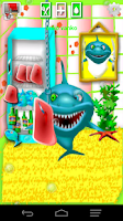 Screenshot of Talking Baby Shark Virtual Pet