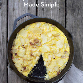 A Match Made in Heaven — Baked Spanish Tortilla