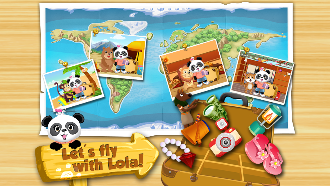 I Spy With Lola: Fun Word Game Screenshot 9