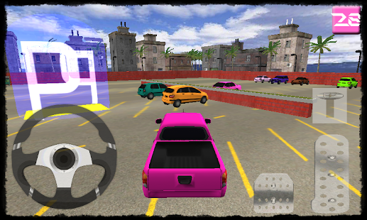 Game Girl Pickup Drift apk for kindle fire