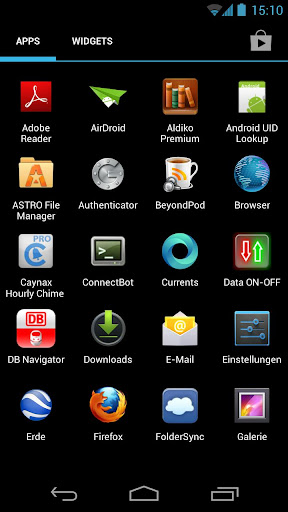 UID Lookup for Android
