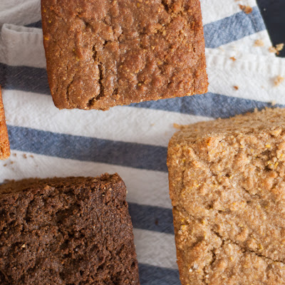 Quick Whole Wheat Molasses (or honey or maple!) Bread