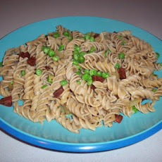 Whole Wheat Italian Pasta Salad
