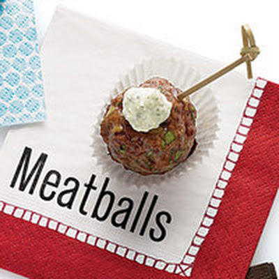 Spicy Mexican Meatballs