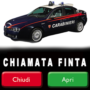 Cover art Pronto Carabinieri
