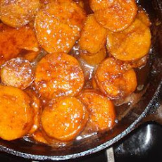 Southern Candied Sweet Potatoes