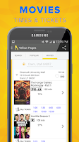 Screenshot of Yellow Pages