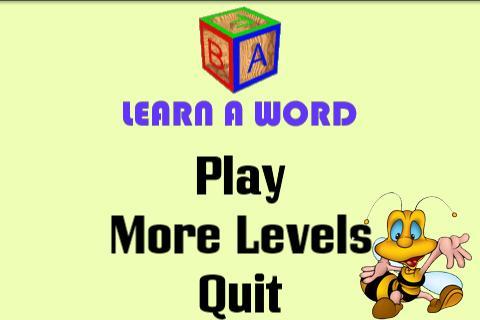 Learn A Word - 80 Noun