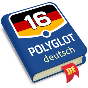 Cover art Polyglot. Learn German