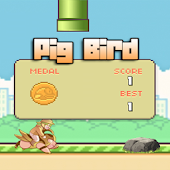 Pig Bird APK for Bluestacks