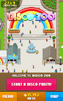 Screenshot of Disco Zoo