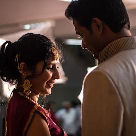 The Shyness by Madhujith Venkatakrishna - Wedding Reception