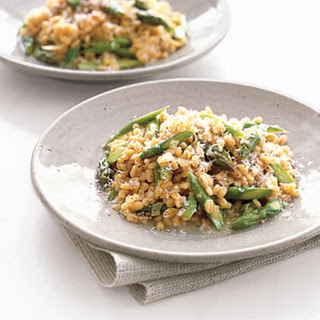 Barley Risotto Parmesan Recipes