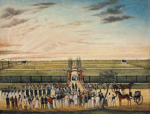 RIJKS: anoniem: painting 1845