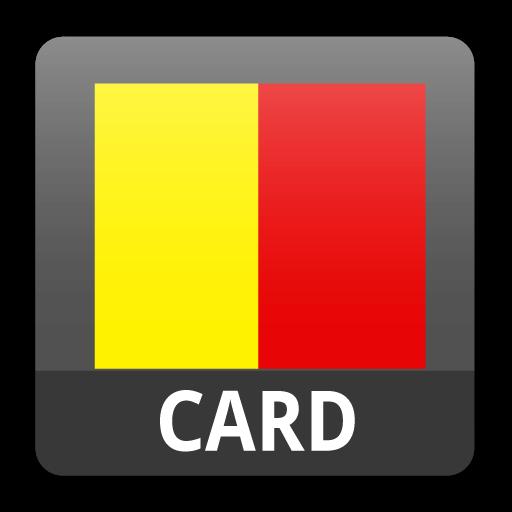 Red/Yellow Card LOGO-APP點子