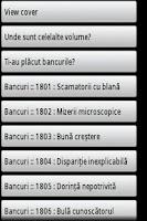 Screenshot of BANCURI (3000)  - volumul 19