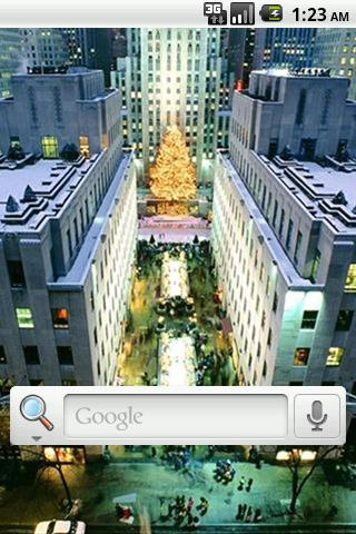 ニューヨークの高層建築の壁紙