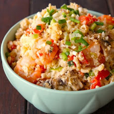 Paleo Fried Cauli Rice