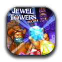 Jewel Towers Deluxe icon