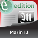 Marin IJ e-Edition icon
