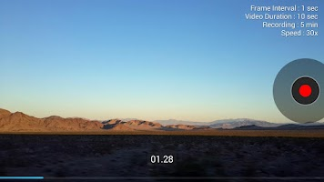 Screenshot of Framelapse - Time Lapse Camera