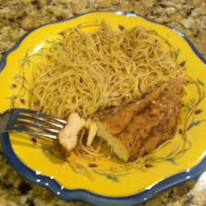 Summer Chicken With Angel Hair Pasta