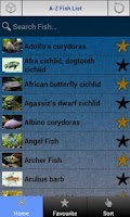 Screenshot of Fish World Free