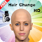 changing hairstyle photo 1.1 Apk