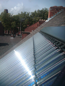 Solar Thermal System | Servicing & Maintenance | Leicester