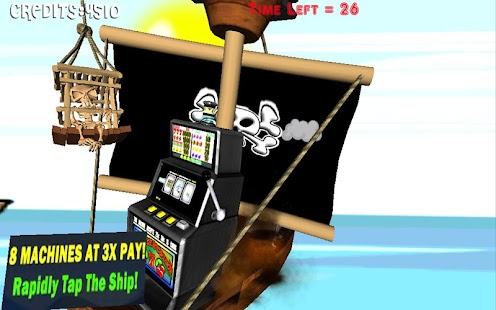Pirate Slot Machine - screenshot