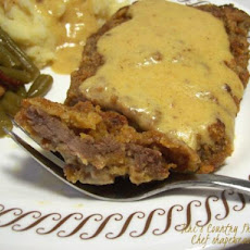 Teri's Country Fried Steak
