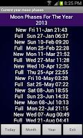 Screenshot of Honeycomb Weather Clock Widget