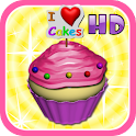 CupCake Design HD - Cake Maker icon