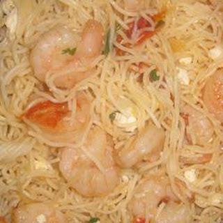 Shrimp With Feta Pasta Recipes