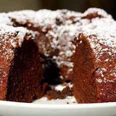 Chocolate Red Wine Cake