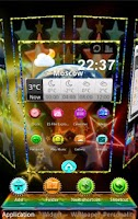 Screenshot of Next Launcher Theme ColorStars