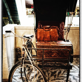 by J W - Transportation Bicycles ( land, device, transportation )